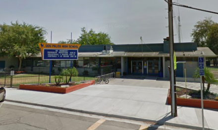 Merced County Environmental Health Inspection: Dos Palos High School