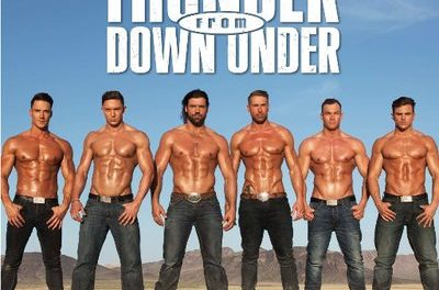 Thunder From Down Under Coming to Merced