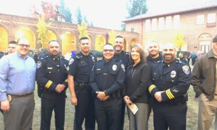 Los Banos PD welcomes newest officer
