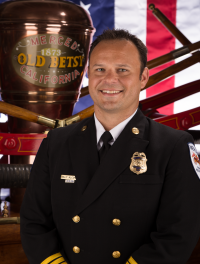 Billy Alcorn named Acting Fire Chief
