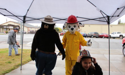 Annual Pancake Breakfast at the Winton Fire Station