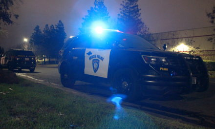 Christmas Day Robbery in Merced