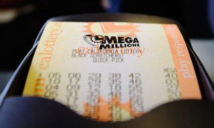 Winning ticket sold in New York