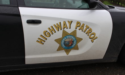 Undercover patrol vehicle crashes in Merced