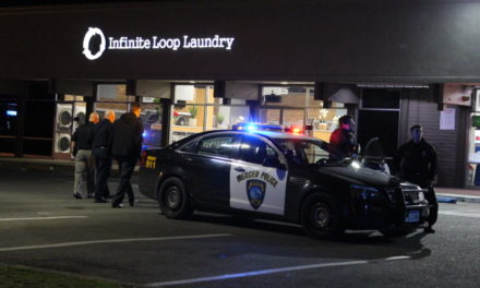 Shooter on the loose in Merced