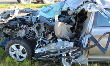 Man suffers major injuries after traffic collision in Winton