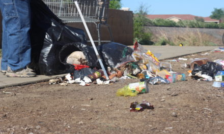 Volunteers collect over 700 pounds of litter in Merced