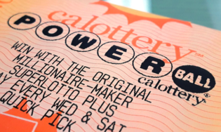 Powerball jackpot now $550 million