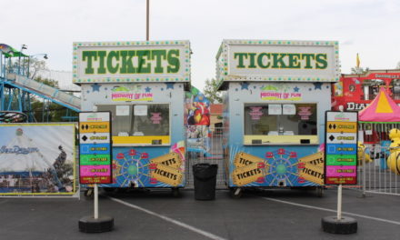 Carnival opens in Atwater