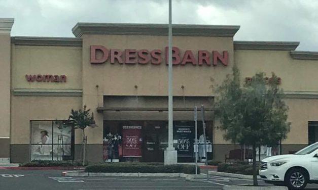 Dress Barn closing all stores