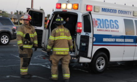 Traffic collision results in injuries in Atwater