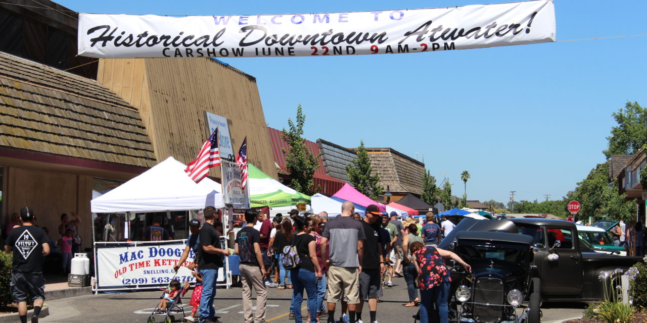 Thousands of people attend Summer Car Show in downtown Atwater