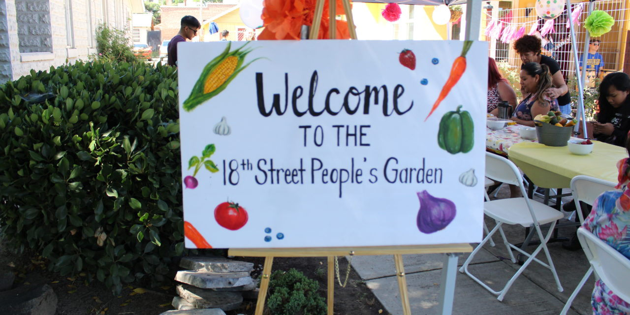 Community garden opens in Merced