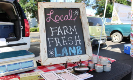 Farmer's Market Spotlight: Jacobsen Ranch