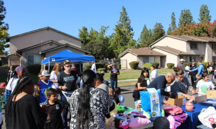 Loughborough Community Town Hall Block Party a success, more to come in other neighborhoods in Merced