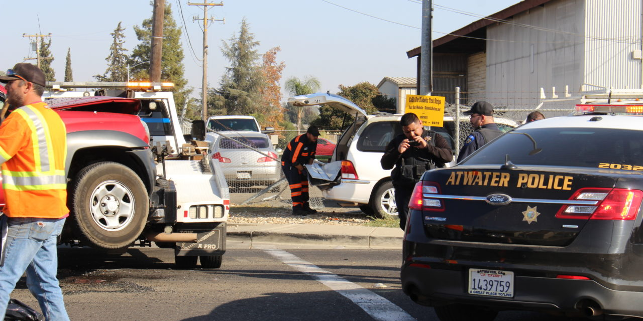 2 injured after traffic collision in Atwater